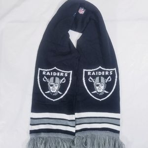 Official NFL Oakland Raiders scarf